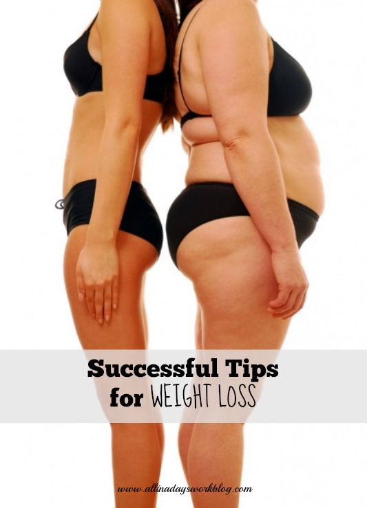 Fitness Friday: Successful Tips For Weight Loss