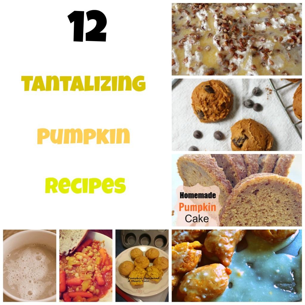 12 Tantalizing Pumpkin Recipes (2)