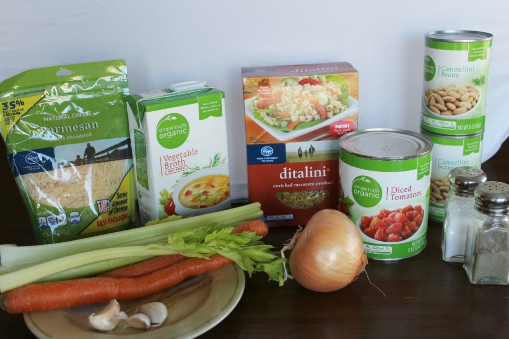 Copycat Olive Garden Crockpot Pasta Fagioli Soup