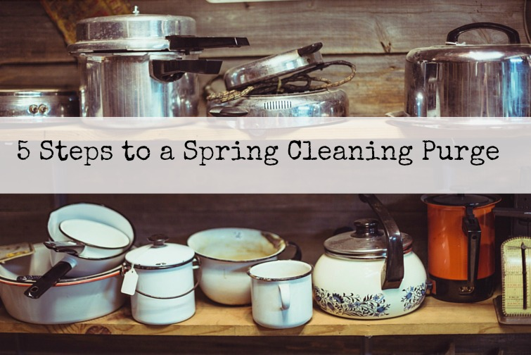 5 Steps to a Spring Cleaning Purge2