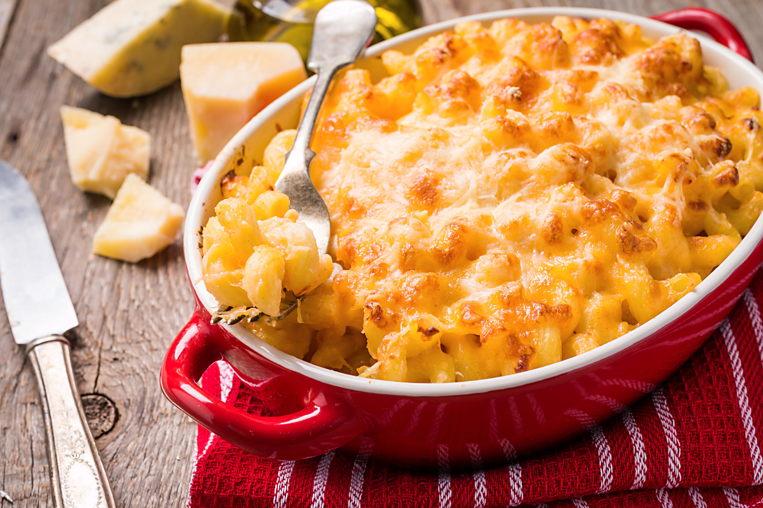 the bomb macaroni and cheese
